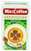 Растворимый кофе MacCoffee Cappuccino Айриш крим, в пакетиках