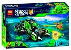 Конструктор BELA Nexo Knight 10815 Боевая машина близнецов