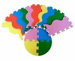 Бордюр для коврика-пазла ЭкоПолимеры универсальный к линейке 33*33 (33МП/Бо)