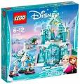 Конструктор LEGO Disney Princess 41148 Волшебный ледяной дворец Эльзы
