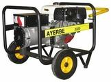 Бензиновый генератор Ayerbe AY 5500T H (3800 Вт)