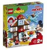 Конструктор LEGO Duplo 10889 Летний домик Микки