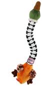 Игрушка для собак GiGwi Crunchy Neck Утка с хрустящей шеей (75464)