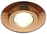 Встраиваемый светильник Ambrella light 8160 BR, коричневый