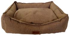 Лежак для кошек, для собак LOORI Fashion Z0517 50х40х14 см