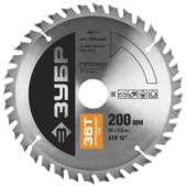 Пильный диск ЗУБР Профи 36851-200-32-36 200х32 мм