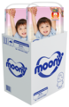 Moony трусики Man для мальчиков XL (12-17 кг) 76 шт.