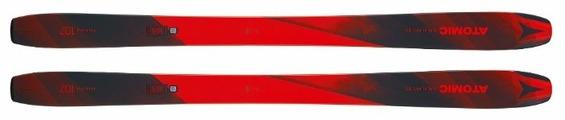 Горные лыжи ATOMIC Backland 107 (18/19)