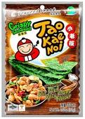 Снэк из морских водорослей Tao Kae Noi со вкусом жаренных пряных мидий 32 г