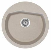 Врезная кухонная мойка ORIVEL Vesta 51.6х51.6см искусственный гранит