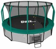 Каркасный батут Unix Line 12ft Supreme 366х366х269 см