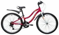 Подростковый городской велосипед Novatrack Lady 24 (2019)