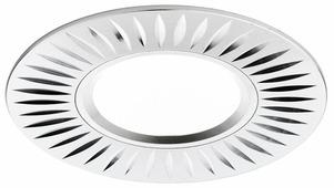 Встраиваемый светильник Ambrella light A507 AL, алюминий