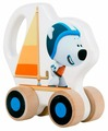 Каталка-игрушка Alatoys Тучка (BBW011)