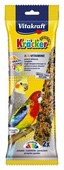 Лакомство для птиц Vitakraft Крекеры для австралийских попугаев мультивитамин (21196)