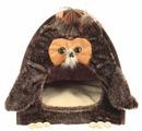 Домик для кошек, для собак GiGwi Сова 40х40х45 см