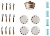 Набор посуды Lundby Набор столовой посуды LB_60509400