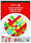 Цветная бумага Colour Pad Reeves, A3, 20 л.