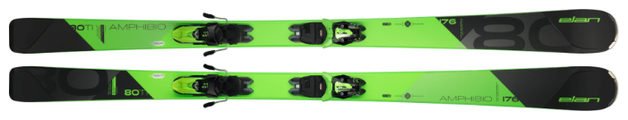 Горные лыжи Elan Amphibio 80 Ti Ps (18/19)