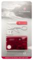 Швейцарская карта VICTORINOX SwissCard Lite (0.7300.TB1) (12 функций)