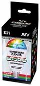 Лампа светодиодная REV Disco RGB, E27, 4Вт