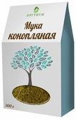 Мука Оргтиум экологическая конопляная, 0.3 кг