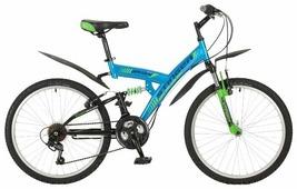 Подростковый горный (MTB) велосипед Stinger Banzai 24 (2017)
