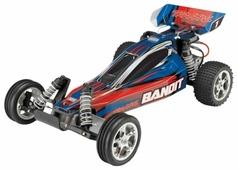 Багги Traxxas Bandit (24054-1) 1:10 41.3 см