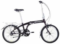 Городской велосипед Dewolf Micro 3 (2016)