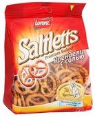 Крендели Lorenz Saltletts с солью 150 г