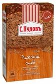 С.Пудовъ Смесь для выпечки хлеба Рижский хлеб, 0.5 кг