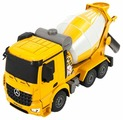 Бетономешалка Double Eagle Mercedes-Benz Arocs (E578-003) 1:26 27 см