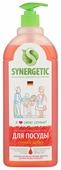 Synergetic Антибактериальный гель для мытья посуды Сочный арбуз