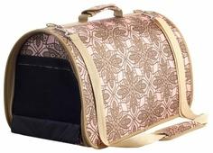 Переноска-сумка для собак Triol Флора 50х30х27 см