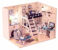 Dolemikki кукольный домик ZQW05