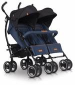 Прогулочная коляска easyGO Duo Comfort (2019)