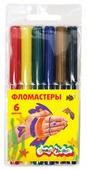 Каляка-Маляка Фломастеры 6 шт. (ФКМ06)