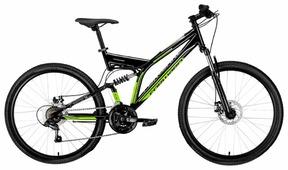 Горный (MTB) велосипед FORWARD Raptor 26 2.0 Disc (2019)