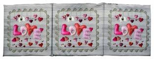 Матрас для шезлонга Gift'n'Home Сердечки
