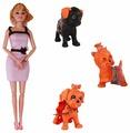 Кукла Yako Жанетт и забавные друзья, 29 см, M6583-3
