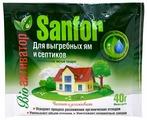 Sanfor Bio-активатор для выгребных ям и септиков 0.04 кг