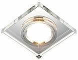 Встраиваемый светильник Ambrella light 8170 CL, хром