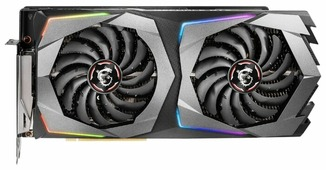 Видеокарта MSI GeForce RTX 2070 1410MHz PCI-E 3.0 8192MB 14000MHz 256 bit HDMI HDCP GAMING