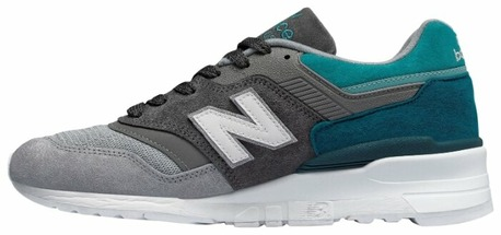 Кроссовки New Balance 97 Made in USA Color Spectrum
