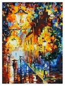 "Белоснежка Картина по номерам ""Огни в ночи"" 30х40 см (028-AS)"