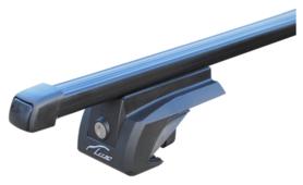 Багажник Lux Элегант на рейлинги прямоугольный универсальный, 1.3 м