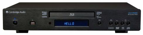 Blu-ray-плеер Cambridge Audio Azur 650BD