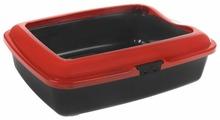Туалет-лоток для кошек Marchioro Goa 3C 50х37х17 см