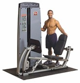 Тренажер со встроенными весами Body Solid DCLP-SF