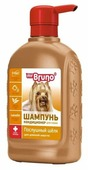 Шампунь Mr.Bruno №2 Послушный шелк для длинношерстных собак 350 мл
